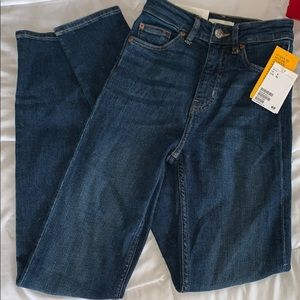 High rise H & M skinny jeans never worn